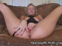 SharingMyWife.com is an amazing MEGASITE featuring TONS of XXX wife sharing videos, 1000�s of high-resolution images and 100�s of bonus porn feeds!