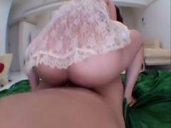 Little Asian get fucked hard scene two (uncensored)