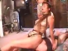 Trampling femdom by Anaconda