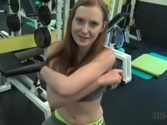 Hunt4k. linda sweet forgets about working out and has sex