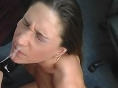 Sex clips ejaculation of semen on the face