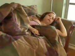 Chubby BBW Ex Girlfriend sleeping