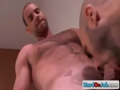 Lucky guy gets his amazing balls licked part5