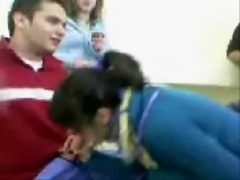 Turkish girl blowjob in classroom free