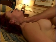 Audrey Hollander in ass to mouth action