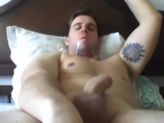 Man From Brazil Cums 