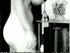 BUSTY VINTAGE BABE VIRGINIA BELL