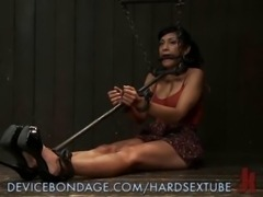 Kinky Bondage with Beretta