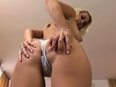 Gyno vibrator and hard vagina opening