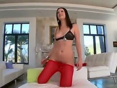 Kimberly Kane is here to show you a really hot masturbation. Moreover, she is going to pose for you and shake her big ass for extra pleasure. Are you ready to see her in action