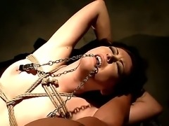 Hello people! Are you ready for a hardcore and hot fuck with a nasty bitch named Safira White I am sure that this is a very hot BDSM scene! So just watch and enjoy!