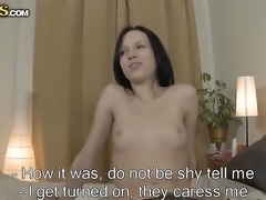 Hardcore sex party with anal for hot gal. Staring Yasmin. this young babe looks fantastic as she slowly takes her clothes off. She has such a sexy smile and looks awesome as she starts playing with her toy.
