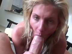 Watch POV video where Manuel Ferrara is getting his big stiff penis caressed by this nasty busty blonde bitch Phoenix Marie. She gonna give fellatio and handjob to him.