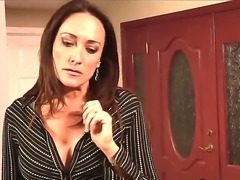 Hot milf Michelle Lay is under high risk of being hard fucked by nasty Rocco...