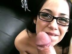 Jenny Noel,Nomi Malone and Rocco Siffredi in hardcore POV threesome scene