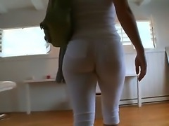 There it was, just a walking down the street shaking and bumpin in the tightest possible clothes. Check out this collection of candid ass shots and videos from all over.