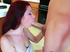 Tiffany Mynx is watching her son