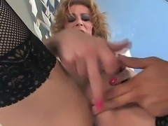 Well experienced tranny Jasmine Jewels in