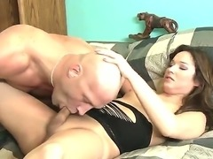 Perverted guy Christian A loves to have sex with shemales. Today he is pounding tight butthole of Khloe Hart. Guy fucks the ass and sucks nice penis of pretty tranny.