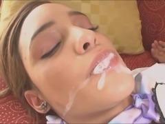Melanie Rios Stewardess