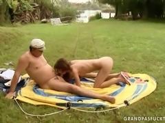 Grandpas Fuck Teen Compilation