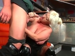 Arousing Dora,Martin Gun and Mia fucking in wild and crazy threesome porn session