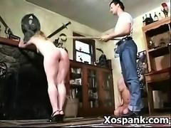 Alluring Spanking Milf Fetish Fucking