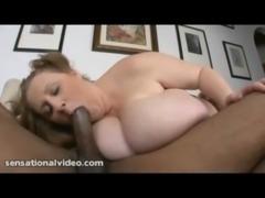Huge Tit BBW Sapphire Loves to Suck Big Black Cocks free