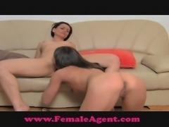 FemaleAgent A taste of Russia