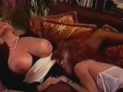 Big boob classic star Candy Samples gets a house call from a nurse, but when the brunette nurse shows up all Candy wants is her juicy pussy.