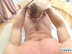 Super sexy latina Erica Fontes gets fucked POV style with 3D audio