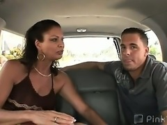Vanessa is looking for a ride home...We're going to give her a ride she will never forget, Maybe next time she'll have a ride ready for her...Or we could just be there helping out with another trip!! Check out this week of Back Seat Bangers!