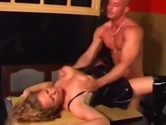 chubby german fucked
