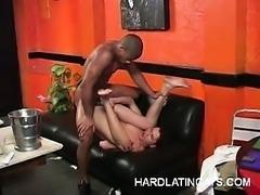 Hot Latin Roommates Fucking