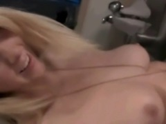 If you're a real lover of pissing and piss drinking, you're definitely not going to be disappointed with this little slut, Imagine's performance. The video starts out with the master giving her a flogging good time, before she pisses into her diaper and a guy wrings it out onto her face and in her mouth.