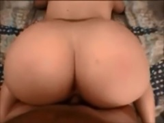 Amateur booty fucked on real homemade free