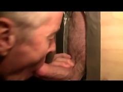 Horny Gloryhole suck