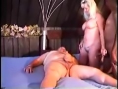 Cuckold interracial clean up