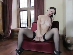 Jess West gets satisfaction in solo scene