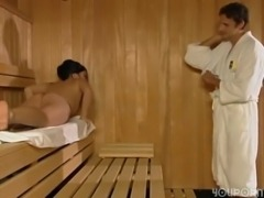 pornovato.com - Sauna sweetie free