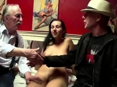 Euro hooker eaten out by tourist
