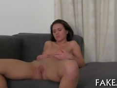 Pretty darling is giving lurid and wild cock sucking sensations
