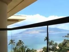 Emma Evins Hawaiian Creampie