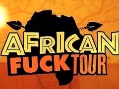 African Hooker Patience Sucks Wordlessly