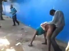 crazy public sex in africa free