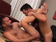 Gay hunks ram and cum