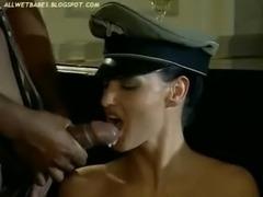 Laura Angel Interracial Anal as Nazi Woman free