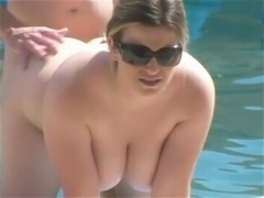 Nicole Paradise - Sex In Pool free
