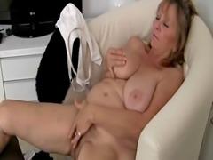 Sexy Granny is ready