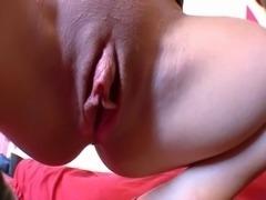 Orgasmes intenses pour cette french folle de cul ! free